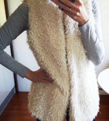 RJEŠAVANJE ZALIHA-Gotovo nova jaknica bez rukava