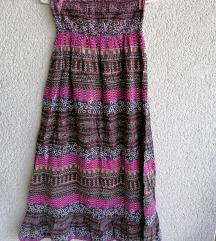 Duga suknja vel M