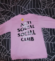 Anti social social club  ASSC  hoodie, majca