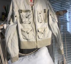 Safari jakna od Lana