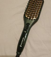 Remington keratin četka za ravnanje kose
