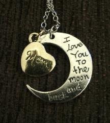 Lot NOVIH ogrlica za obitelj