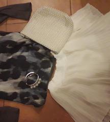 Zara lot suknja i majica
