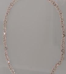 Ogrlica/lančić od sterling silver srebra