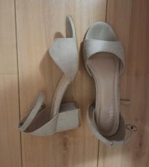 Sandale na blok petu (uklj.pt)