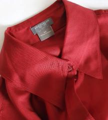 ANN TAYLOR 100% svila košulja NOVA