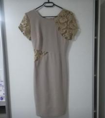 Nova bež haljina
