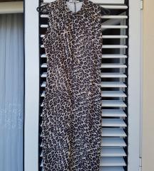 Bershka leopard print haljina