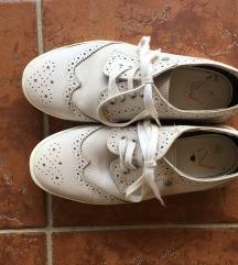 Kožne cipele, br.38, kupljene u Massu