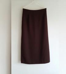 Nova midi/maxi Plum suknja