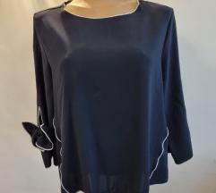 Modra bluza Zara