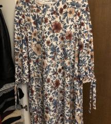 Cvjetna haljina za proljeće