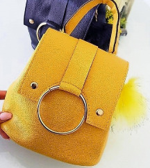 Zuti ruksak / torbica
