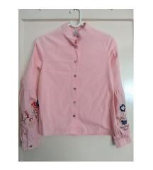 Nova ružičasta košulja veličina S