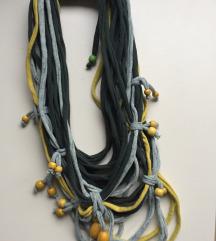 Nova ogrlica ručni rad