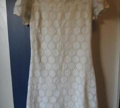 H&M bijela ljetna haljina
