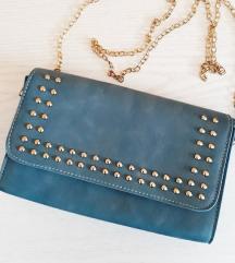 Plava torba-kao nova