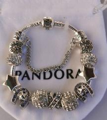 Pandora narukvica, zvjezdice, nova!