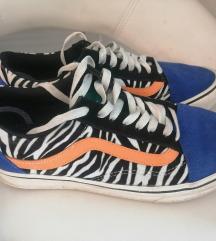 Vans old skool zebra 40