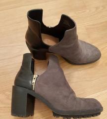 Zara gleznjace cizme