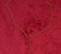 Prilagodljiva jednostavna ogrlica