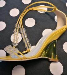 Žute sandale Mare 37