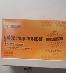 Medex gelée royale matična mliječ