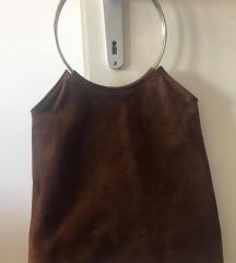 Antilop kožna torba s ringom