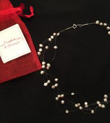 Nova ogrlica od riječnih bisera