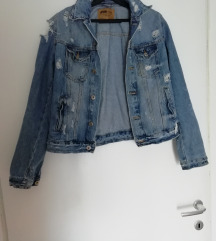 Jeans jakna/S veličina