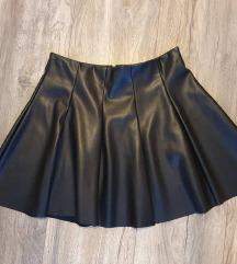 Kožna suknja (kvalitetna)