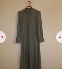 Zara pepita haljina M