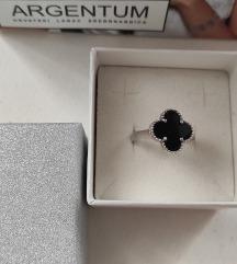 Argentum prsten, novo