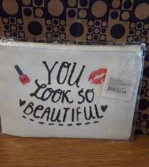 Kozmetička torbica - NOVO