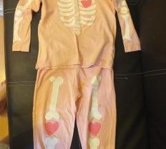 Pidžama za djevojčice (98/104)