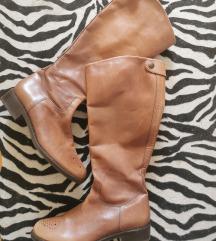 Čizme nove kožne