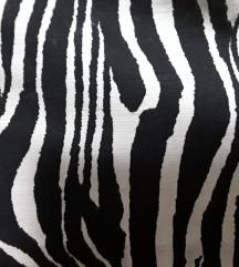 HM zebra suknja