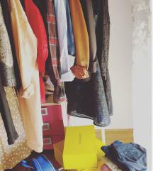 Haljine, veste, puloveri, jakne