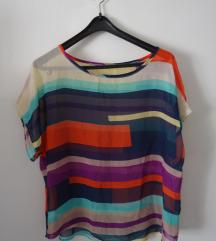 Nova ljetna bluza u block stilu