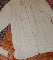Bijela vintage vestica 36/38