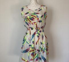 Neon ljetna haljina