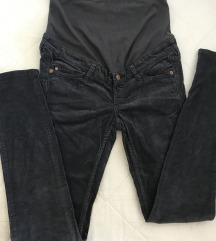 Trudničke h&m hlače od samta