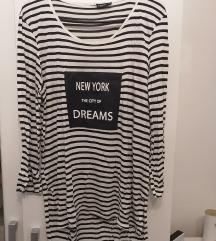 prugasta majica XL