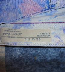 DIESEL plave jeans hlace