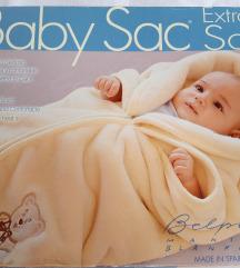 Belpla baby sac dekica za bebe