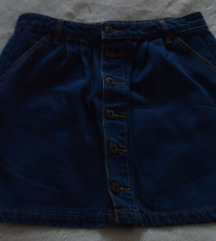 Stradivarius -jeans suknjica