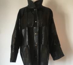 Genijalna vintage kozna jakna