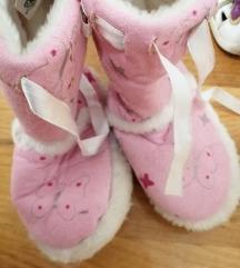 Papuče-čizmice za bebe, vel. 18