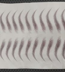 Obrve (tetovaža)