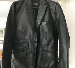 Muška Kožna jakna sako ( PRAVA KOZA)